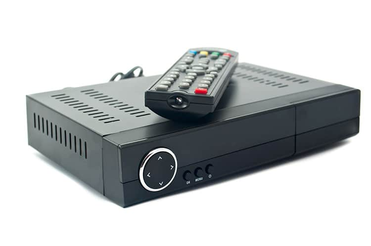 Digitaler TV Receiver