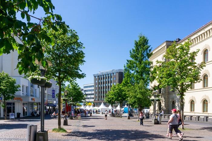 Saarbrücken im Saarland