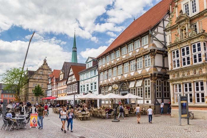 Hameln in Niedersachsen